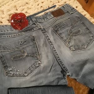 BKE Womens Jean's Stella Bootcut